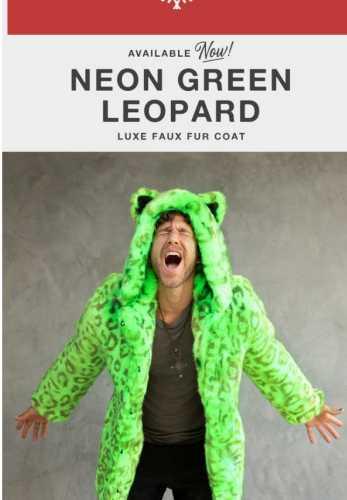 ⚡Zap! 2 New NEON Tissavel Coats
