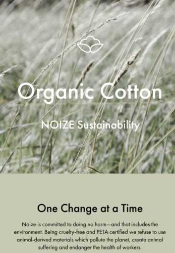 Organic Cotton – The Superior Alternative ♻️