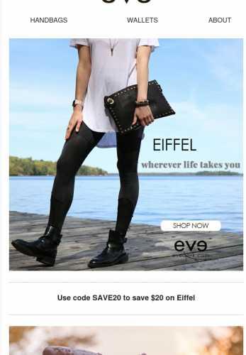Save now on Eiffel