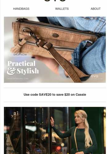 Save now on Cassie