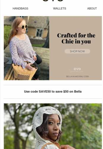 Save now on Bella