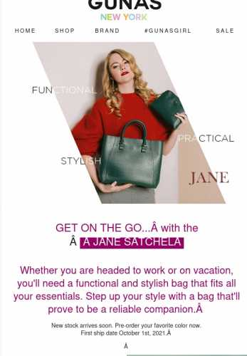 """Your Perfect """"On the Go"""" Bag"""