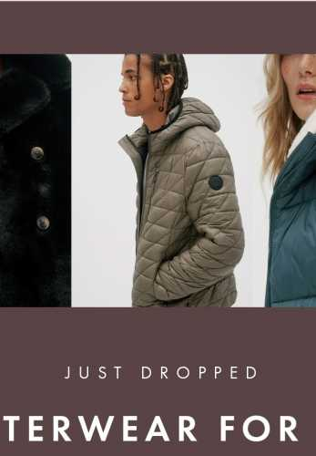 New Outerwear Styles Just Added 🤩